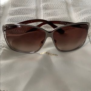 Tom Ford Nicolette sunglasses